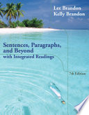 Sentences  Paragraphs  and Beyond  With Integrated Readings