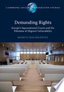 Demanding Rights Book PDF