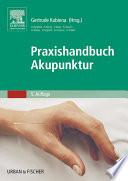 Praxishandbuch Akupunktur