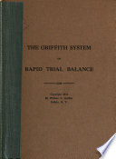 The Griffith System of Rapid Trial Balance