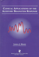 Clinical Applications of the Auditory Brainstem Response