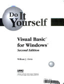 Do it yourself Visual BASIC for Windows
