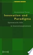 Innovation und Paradigma