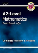 A2 Level Maths AQA Complete Revision and Practice