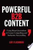 Powerful B2B Content