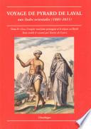 Voyage de Pyrard de Laval aux Indes orientales (1601-1611)