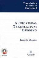 Audiovisual Translation: Dubbing