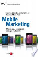Mobile marketing  Oltre le app    per una vera strategia multicanale