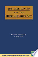 Judicial Review   the Human Rights Act