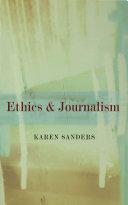 download ebook ethics and journalism pdf epub