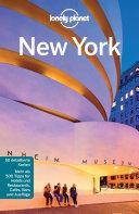 Lonely Planet Reiseführer New York