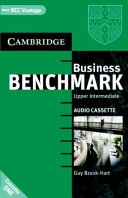 Business Benchmark Upper Intermediate Audio Cassettes BEC Vantage Edition