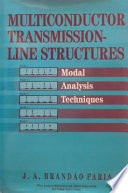 Multiconductor Transmission-Line Structures: Modal Analysis Techniques
