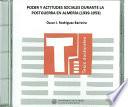 Poder y actitudes sociales durante la postguerra en Almería (1939-1953)