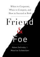 Friend & Foe : a long-running debate. some have argued that humans...
