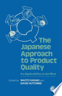 The Japanese Approach To Product Quality