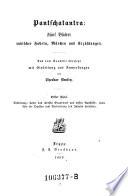Einleitung    ber das indische Grundwerk und dessen Ausfl  sse  sowie   ber die Quellen und Verbreitung des Inhalts derselben