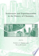Instruments and Experimentation in the History of Chemistry