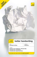 Teach Yourself Better Handwriting, Third Edition