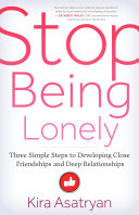 download ebook stop being lonely pdf epub