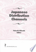 Japanese Distribution Channels