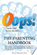 OOPS! The Parenting Handbook Pdf/ePub eBook