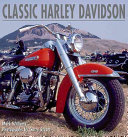 The Classic Harley Davidson
