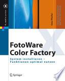 FotoWare Color Factory