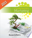 Contemporary Marketing  2013 Update