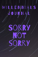 Millennials Journal Pdf/ePub eBook