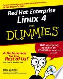 illustration Red Hat Enterprise Linux 4 For Dummies