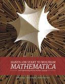 Hands On Start to Wolfram Mathematica