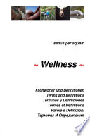 Wellness   Fachw  rter und Definitionen   terms and definitions   t  rminos y definici  nes   termes et d  finitions   parole e definizioni   termini i opredelenija    sanus per aquam