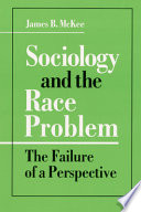 Sociology and the Race Problem