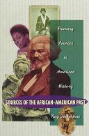 Sources of the African American Past