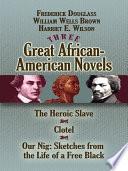 Three Great African-American Novels
