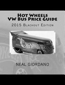 Hot Wheels Vw Bus Price Guide