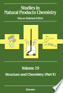 Structure And Chemistry Part E  book