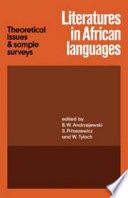 Literatures in African Languages