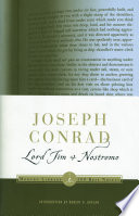 Lord Jim And Nostromo book