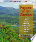 Footsteps of the Cherokees  2nd ed