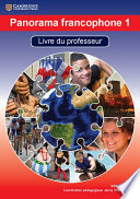 Panorama francophone 1 Livre du Professeur with CD ROM