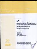 Pauta Metodologica De Evaluacion De Impacto Ex-ante Y Ex-post De Programas Sociales De Lucha Contra La Pobreza