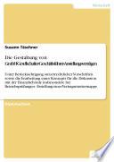 Die Gestaltung von GmbH Gesellschafter Gesch  ftsf  hrer Anstellungsvertr  gen