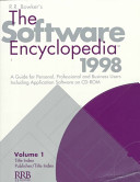 The Software Encyclopedia 1998