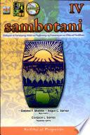 Sambotani Iv' 2007 Ed.