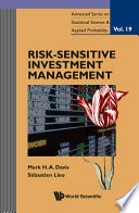 Risk Sensitive Investment Management