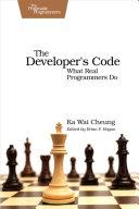 cover img of The Developer's Code