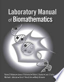 Laboratory Manual Of Biomathematics book