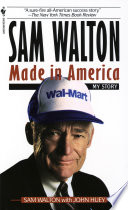 Sam Walton Book Cover